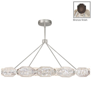 Allison Paladino Bronze 28-Light LED 24-Inch Pendant