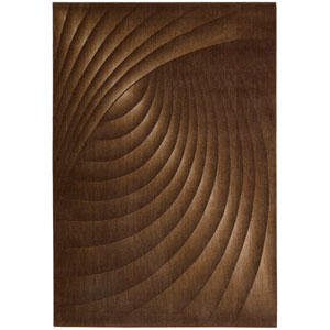Somerset Chocolate Rectangular: 5 Ft. 6 In. x 7 Ft. 5 In. Rug