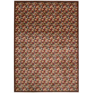 Somerset Multi-Colored Rectangular: 5 Ft. 6 In. x 7 Ft. 5 In. Rug
