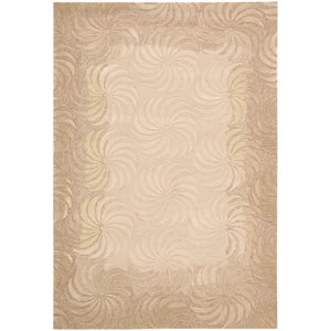 Contour Taupe Rectangular: 5 Ft. x 7 Ft. 6 In. Rug