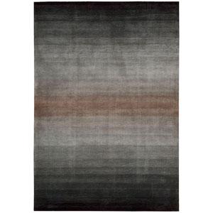 Contour Grey Rectangular: 5 Ft. x 7 Ft. 6 In. Rug