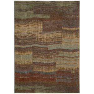 Somerset Aqua Rectangular: 5 Ft. 6 In. x 7 Ft. 5 In. Rug