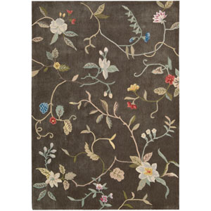 Contour Tobacco Rectangular: 5 Ft. x 7 Ft. 6 In. Rug