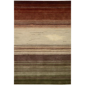 Contour Forest Rectangular: 5 Ft. x 7 Ft. 6 In. Rug