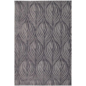 Contour Slate Rectangular: 3 Ft. 6 In. x 5 Ft. 6 In. Rug