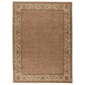 Somerset Peach Rectangular: 5 Ft. 3 In. x 7 Ft. 5 In. Rug