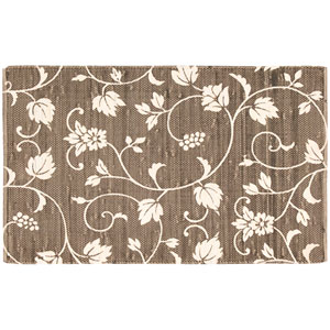 Cortege Taupe Rectangular: 2 Ft 3 In x 3 Ft 9 In Rug