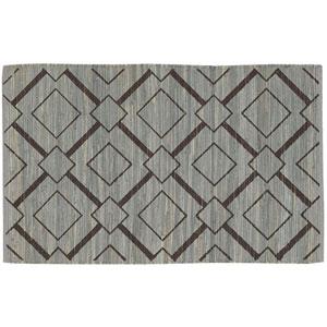 Cortege Grey Rectangular: 2 Ft 3 In x 3 Ft 9 In Rug
