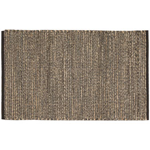 Rustic Charm Onyx Rectangular: 2 Ft 3 In x 3 Ft 9 In Rug