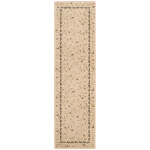 Somerset Beige Runner: 2 Ft. 3 In. x 8 Ft. Rug