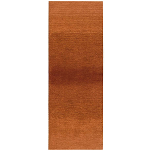 Linear Glow Watercolor Cumin Runner: 2 Ft. 3 In. x 7 Ft. 6 In. Rug