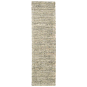 Maya Pasha Mineral Runner: 2 Ft. 3 In. x 8 Ft. Rug