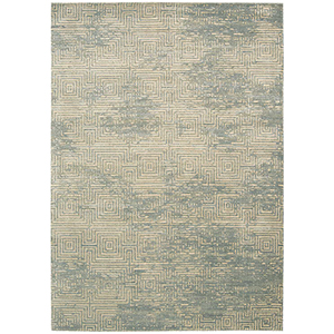 Maya Pasha Mineral Rectangular: 3 Ft. 5 In. x 5 Ft. 5 In. Rug