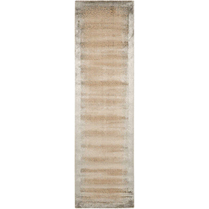 Maya Aurora Vapor Runner: 2 Ft. 3 In. x 8 Ft. Rug