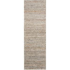 Mesa Indus Hematite Runner: 2 Ft. 3 In. x 7 Ft. 5 In. Rug