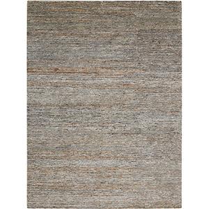 Mesa Indus Hematite Rectangular: 4 Ft. x 6 Ft. Rug