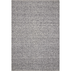 Tobiano Roan Carbon Rectangular: 4 Ft. x 6 Ft. Rug