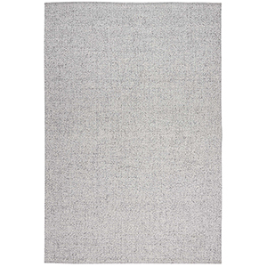 Tobiano Roan Silver Rectangular: 5 Ft. 3 In. x 7 Ft. 5 In. Rug