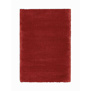 Brooklyn Burgundy Rectangular: 7 Ft. 10 In. x 9 Ft. 10 In. Rug
