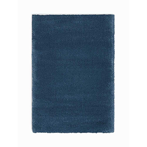 Brooklyn Blue Rectangular: 7 Ft. 10 In. x 9 Ft. 10 In. Rug
