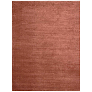Lunar Rust Rectangular: 5 Ft. 6 In. x 7 Ft. 5 In. Rug