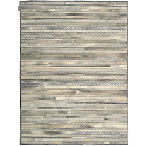 Prairie Silver Rectangular: 4 Ft. x 6 Ft. Rug