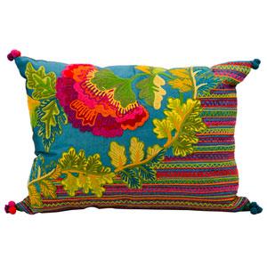 Fantasia Ocean 13 x 17-Inch Pillow