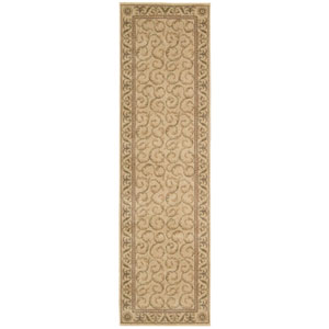 Somerset Ivory Runner: 2 Ft. 3 In. x 8 Ft. Rug