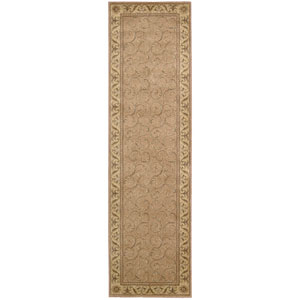 Somerset Peach Runner: 2 Ft. 3 In. x 8 Ft. Rug