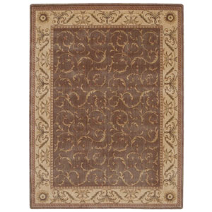 Somerset Khaki Rectangular: 5 Ft. 6 In. x 7 Ft. 5 In. Rug