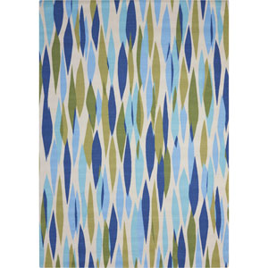 Sun And Shade Multicolor Rectangular: 5 Ft. 3-Inch x 7 Ft. 5-Inch Rug