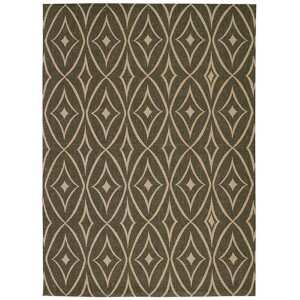 Color Motion Stone Rectangular: 2 Ft 3 In x 3 Ft 9 In Rug