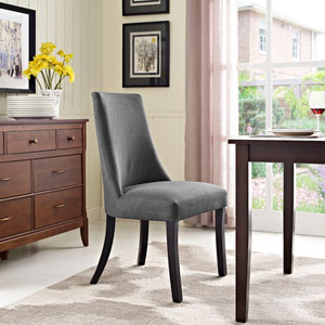 Reverie Dining Side Chair in Gray