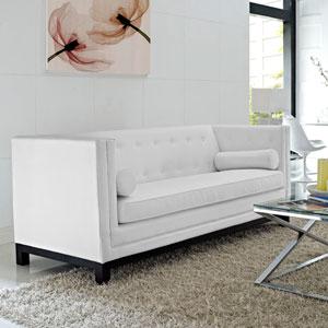 Imperial Sofa in White