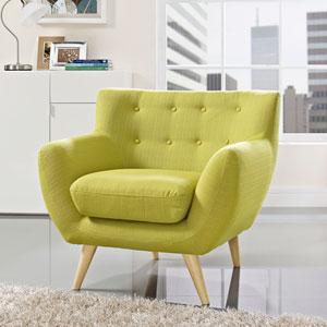 Remark Armchair in Wheatgrass