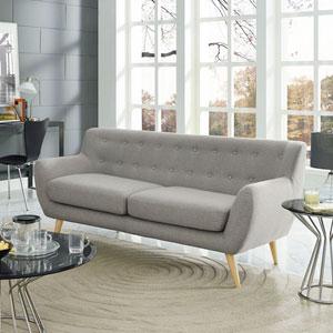 Remark Sofa in Light Gray