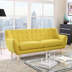 Remark Sofa in Sunny