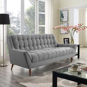 Response Fabric Sofa in Expectation Gray