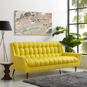 Response Fabric Sofa in Sunny