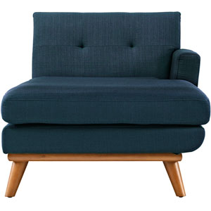 Engage Right-Arm Chaise in Azure