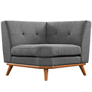 Engage Corner Sofa in Gray