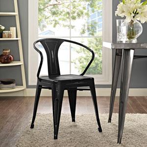 Promenade Dining Chair in Black