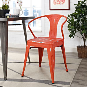 Promenade Dining Chair in Red