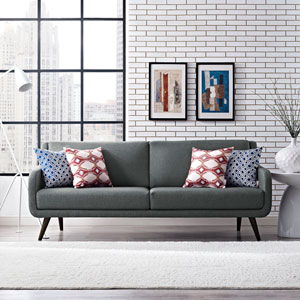 Verve Sofa in Gray