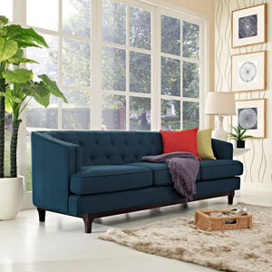 Coast Sofa in Azure
