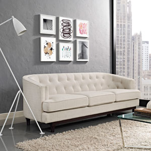 Coast Sofa in Beige