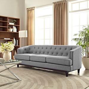Coast Sofa in Light Gray