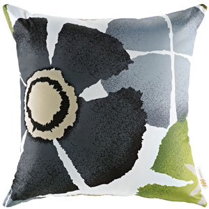 Outdoor Patio Pillow in Botanical