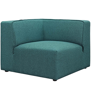 Mingle Corner Sofa in Teal