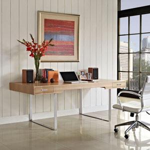 Tinker Office Desk in Natural
